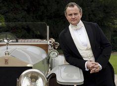 Hugh Bonneville, Downton Abbey