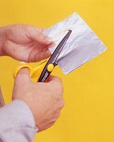 More Aluminum Foil Life Hacks
