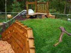Natural Playground ideas