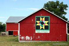 Ohio Quilt Barn Order one today! custombarnquilts@gmail.com