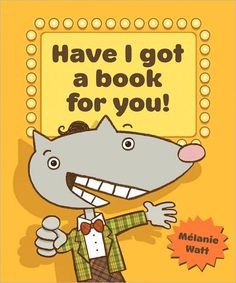 Persuasive writing...(I absolutely love this book! It makes me laugh every time I read it!)