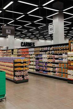 Supermarket Zaffari Morumbi Town, SP, Brazil - Wayfinding and Environmental Design