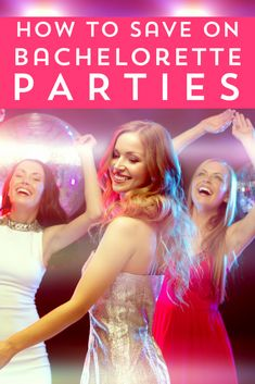 Have a friend or two getting married soon and need to plan a special night on the town? Check out these tips to save on bachelorette parties. Budget Wedding, Wedding Planner, Destination Wedding, Budget Bride, Wedding Ideas, Bachelorette Party Themes, Bachlorette Party, Planning Budget, Vintage Mermaid