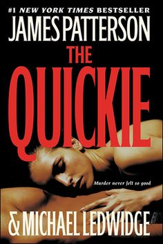 """Started: 8/22/15 Finished: 8/26/15 The Quickie started with a few rapid succession plot twists promising an exciting read. And it was. Even though Patterson devotes at most three pages to a chapter, he manages to leave you with mini cliffhangers at the end of each. Usually that's a good thing and keeps you reading and wanting more. Near the end of this book, however, more plot twists seemed to make this tale a bit much, begging the question, """"Really?"""""""