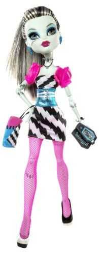 Monster High Dawn of the Dance Frankie Stein Doll $18.95