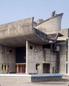 Le Corbusier, Chandigarh, photo by Alexey Naroditskiy