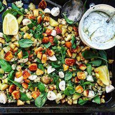 Plåtmat: en guide till hur du lagar världens enklaste vardagsmiddag – Tuvessonskan | Enkel vegetarisk mat
