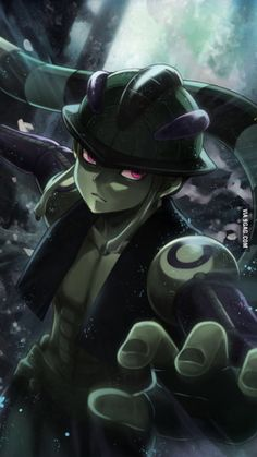 One of the best villains in Anime
