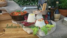 Formaggio di soia e  formaggio di anacardi