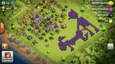 LMAO Coc Clash Of Clans, Clash Of Clans Hack, Trippy Iphone Wallpaper, Funny Bases, Strategy Map, Naruto, Game Interface, Aesthetic Japan, Clash Royale
