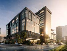 Avisgrafik_Office10 by Tolgahan Gungor | Architecture | 3D | CGSociety
