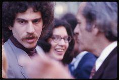 A  conversation, 1972