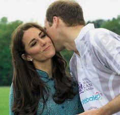 Prince William Mountbatten-Windsor, Duke of Cambridge and his lady Katherine Middleton, Duchess of Cambridge.