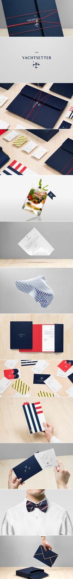 Yachtsetter — The Dieline   Packaging & Branding Design & Innovation News