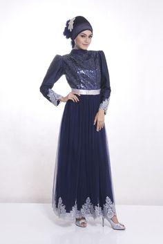 27 Best Gamis Pesta Modern Images Hijab Styles Kebaya Muslim