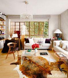 Thomas Loof for House Beautiful, designed by Juan Carretero