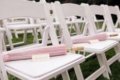 Nuevas propuestas para decorar la ceremonia