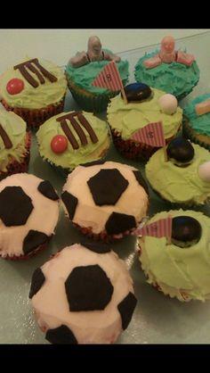 Sport cakes