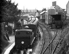 Disused Stations: Easton Station Portland Dorset, Weymouth Dorset, Disused Stations, Old Train Station, Southern Railways, Train Journey, Locomotive, Abandoned, England