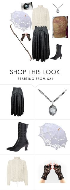 """""""Felicia"""" by messed-up-soul ❤ liked on Polyvore featuring Funtasma"""