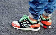 Patta x Asics Gel Lyte III #sneakers