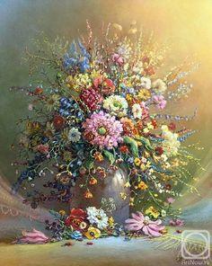 Картины русского художника Панина Сергея | Colors.life