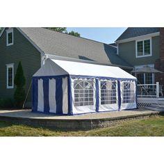 Shelterlogic  Ft Canopy Enclosure Kit Dont Sacrifice Style For Shade Let The Shelterlogic  Ft Canopy Enclosure Kit Provide You With A