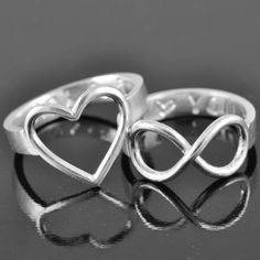 A personal favourite from my Etsy shop https://www.etsy.com/hk-en/listing/121585637/heart-ring-personalized-ring-sterling