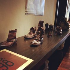 Aren't they amazing! AS98 men's fall 2014 boots