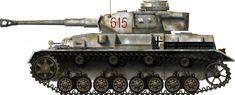 Panzer IV Ausf G winter 1942