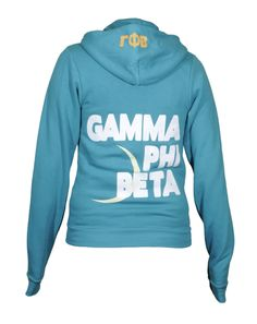 Pin it to Win it: Gamma Phi Beta.    I like this one too