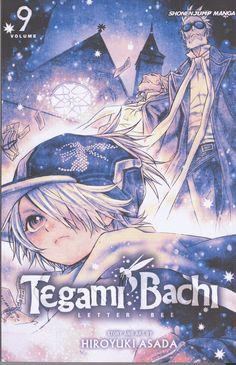 Tegami Bachi manga series.