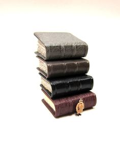 miniature books from etsy