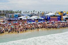 2015 Vans US Open of Surfing - Huntington Beach, CA - July 25th to August 2nd 2015