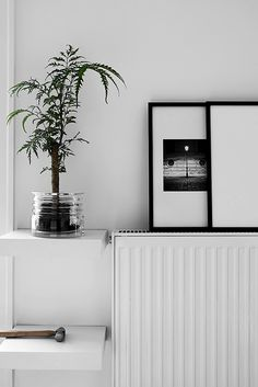 The shelves look very much like #IKEA Lack.  http://www.myunfinishedhome.com/2014/12/lovely-details-with-even-more-words.html