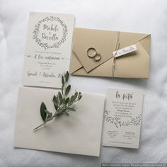 Partecipazioni di nozze rustiche con tema ulivo #matrimonio #nozze #sposi #sposa #wedding #partecipazioni #partecipazionidinozze #weddingdecoration #invitati #weddinginvitation #moderninvitation Wedding Themes, Wedding Decorations, Wedding Stationery, Wedding Invitations, Wedding Day Cards, Artist Project, Marry You, Save The Date, Dream Wedding