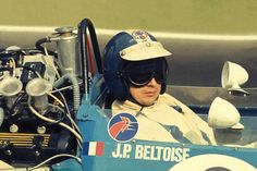 In memoriam Jean-Pierre Beltoise