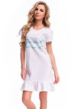 Dobranocka TM.7021 Nightdress #nightwear #pyjamas     OtherEden.co.uk