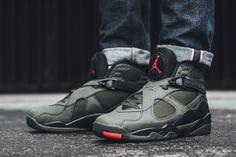 "On-Foot: Air Jordan 8 Retro ""Take Flight"" - EU Kicks: Sneaker Magazine"
