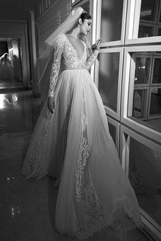 "Zuhair Murad Fall 2017 ""Vanda"" L'elite Bridal Boston | 617.424.1010"