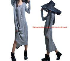 Floating cloud  idea2lifestyle knit maxi dress / by idea2lifestyle