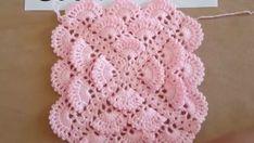 Bandeau Crochet, Crochet Cord, Crochet Hooks, Headband Crochet, Crochet Beanie, Crochet Stitches For Blankets, Baby Blanket Crochet, Crochet Baby, Crochet Granny