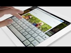 Apple { Do It All [The New iPad TV Ad] } :: Whatever you do on iPad, do it all more beautifully than ever with the stunning Retina display.