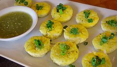 Salsa Verde Mini Quiches | can use flour or corn tortilla for crispy crust, which might be good since my kids don't like pie crust quiches. I would of course substitute my own fresh salsa verde recipe. Maybe even with bits of pork roast? Hmm..Try...