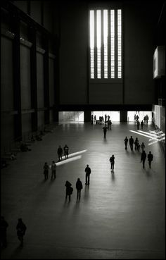 Tate Modern. Miss this place. :(