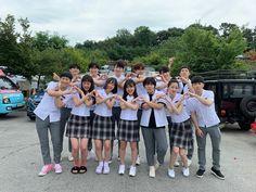 At Eighteen actors Kdrama, Ong Seung Woo, Korean Best Friends, Ulzzang Korea, Best Dramas, Bff Pictures, Seong, Drama Movies, Anime Art Girl