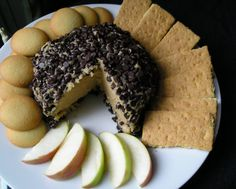 10 Dessert Cheese Ball Recipes - These would be fun for game night!