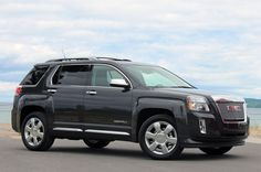 2013 GMC Terrain Denali - if it only had a 3rd row seating option!