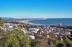 My last home: Ventura, CA. Makes me teary just looking at it.