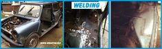 MOBILE WELDING. MOT REPAIRS AND PROJECTS.